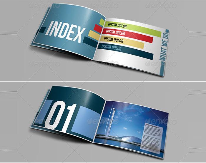 Architecture Brochure Template
