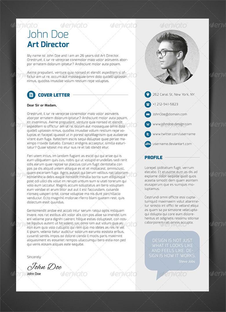 Art Director Resume Format