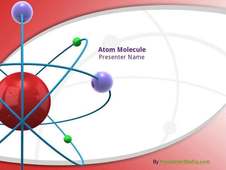 Atom Molecule Presentation