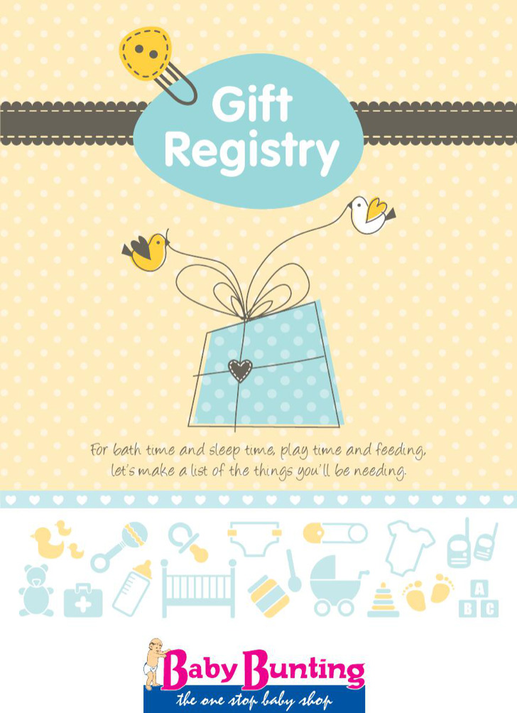 Baby Gift Registry Sites Gift Ideas