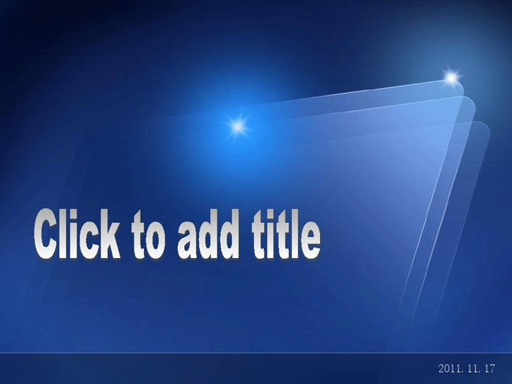 Background PowerPoint Template 4