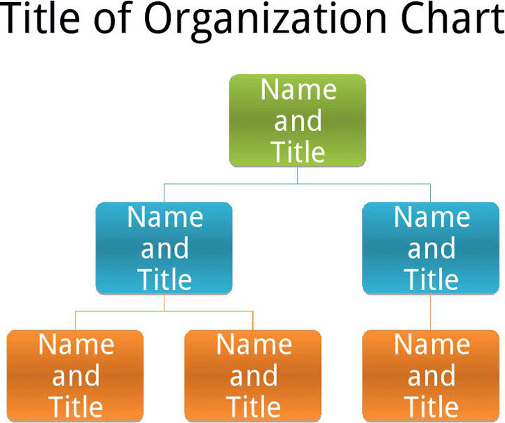Basic Organization Chart 1