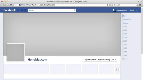 8 amazing blank facebook templates free download beautiful blank facebook template maxwellsz