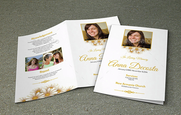 Bifold Brochure Word Download Template