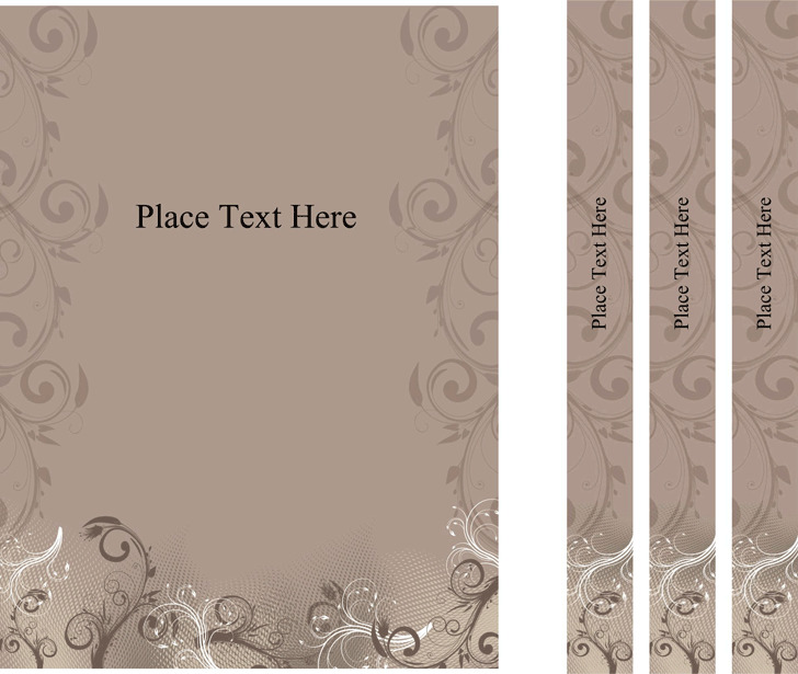Binder Cover Templates 1