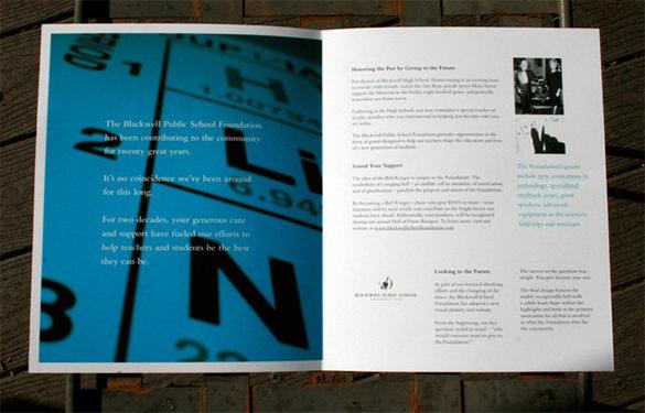 Blackwell Public School Foundation Brochure