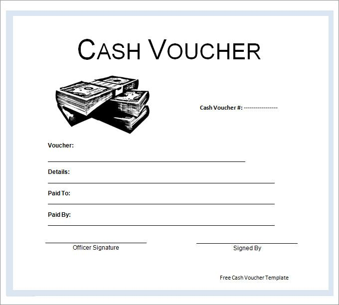 17  blank voucher template free download