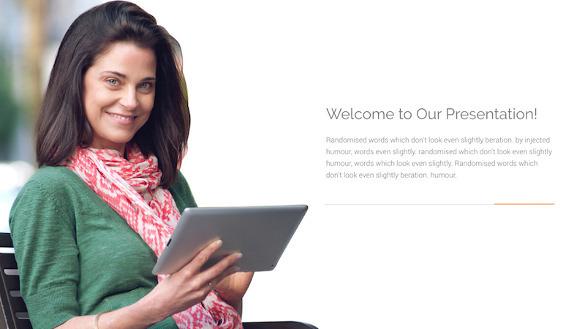 Boston - Creative Powerpoint Template Premium Editable PPTX