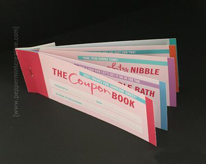 Branding Sample Coupon Book Template
