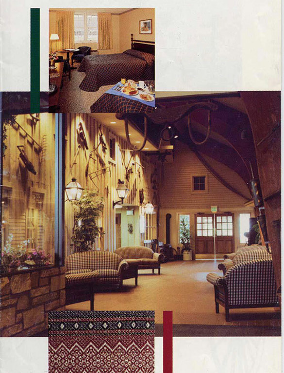 Brochure Amana Holiday Inn