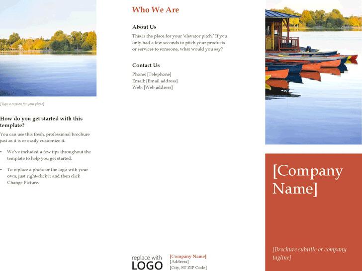 Brochure Template 5
