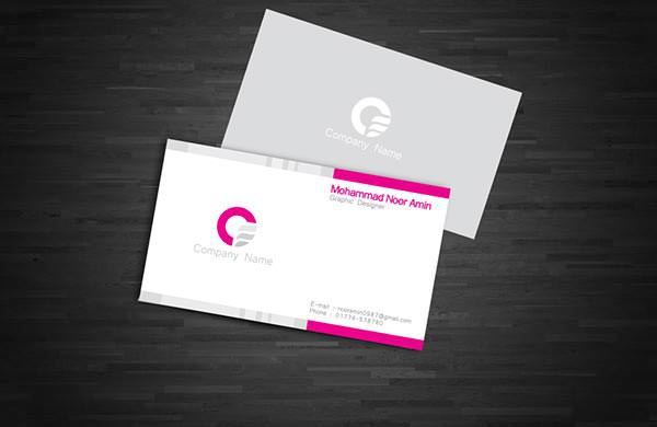 Business Card Corporate Template