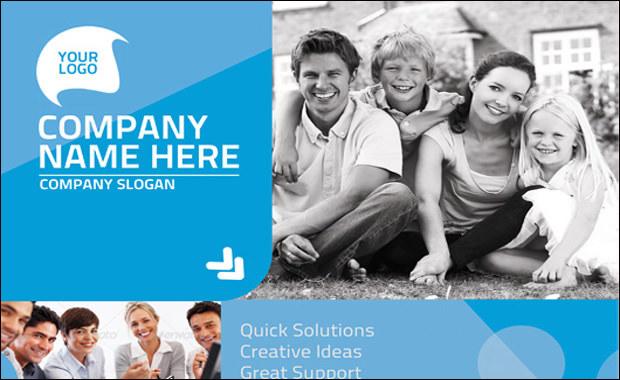 Business Corporate Flyer PSD Templates Vol 3
