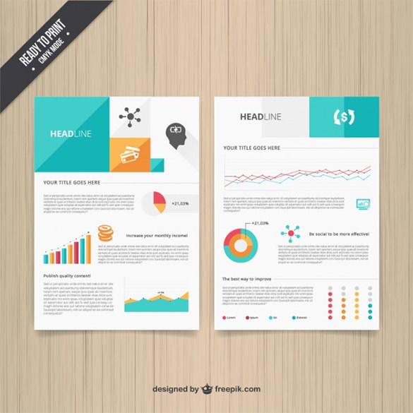 Business Modern Brochure Template