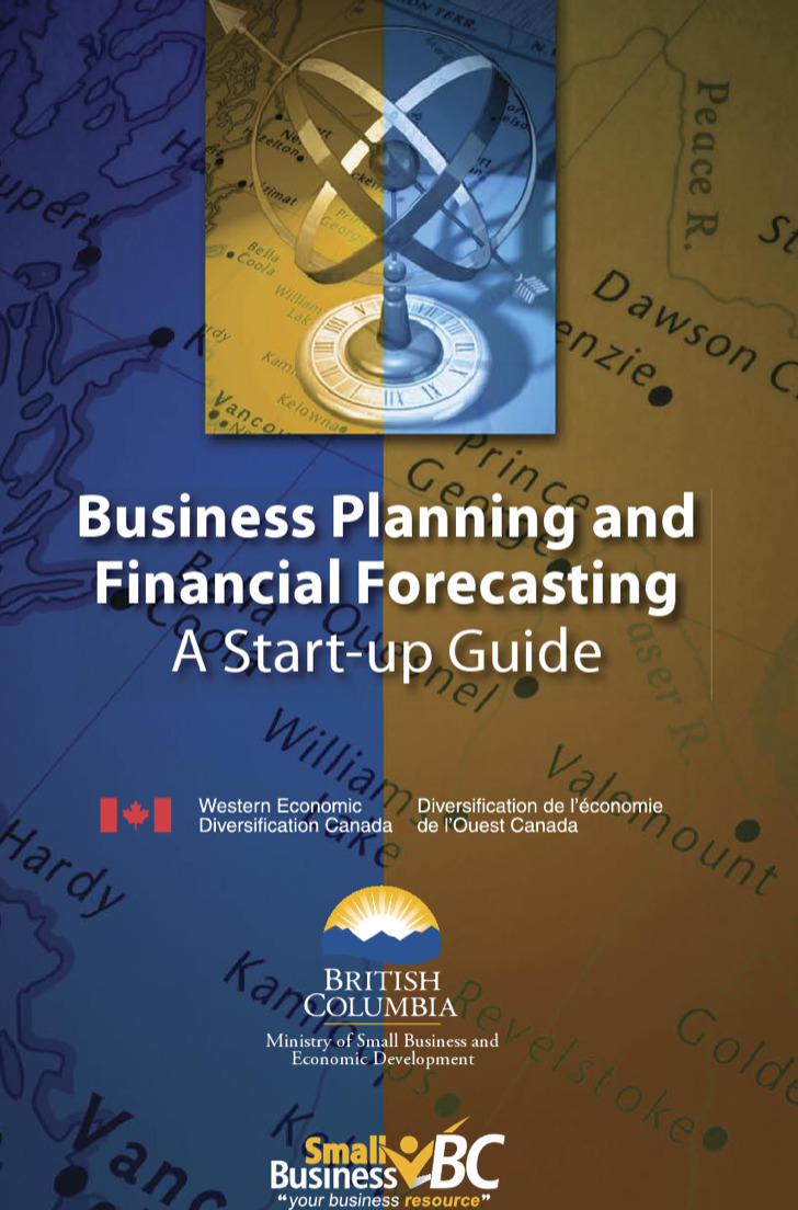 Business Planning Financial Projection