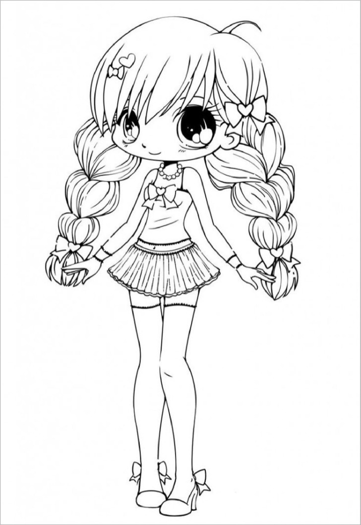 14  printable chibi templates  u0026 colouring pages free download