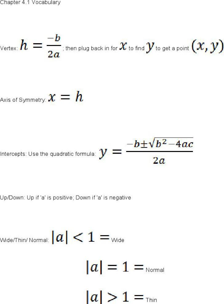 College Algebra Problems