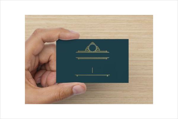 Company Funky Business Card