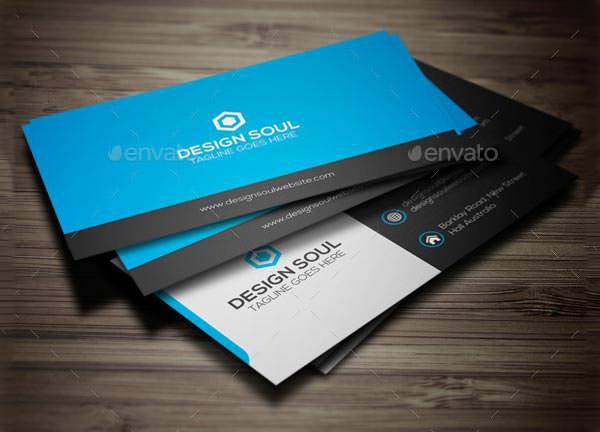 Corporate Business Card Designs