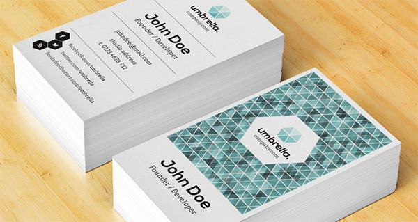 Corporate Business Card Vol 4