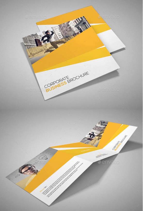 Corporate Company Brochures Bundle - $22