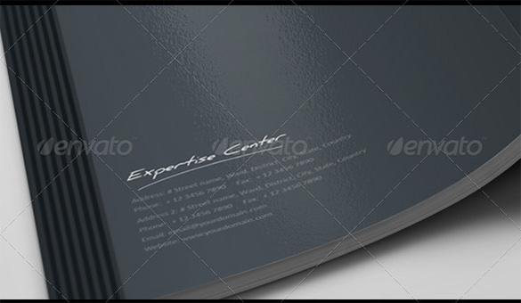 Corporate Professional Brochure - Building Future