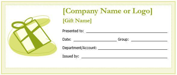 create gift certificate on mac gift ideas