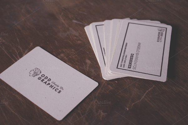 21+ Folded Business Cards Free Download