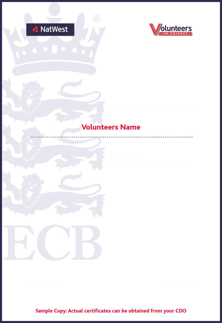 6 Volunteer Certificate Templates Free Download