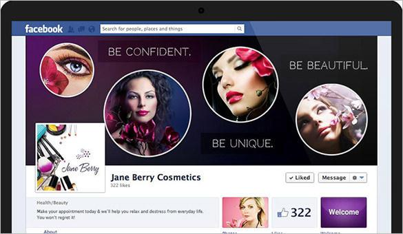 Customized Facebook Business Page