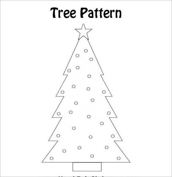 Decorated Christmas Tree Free Download