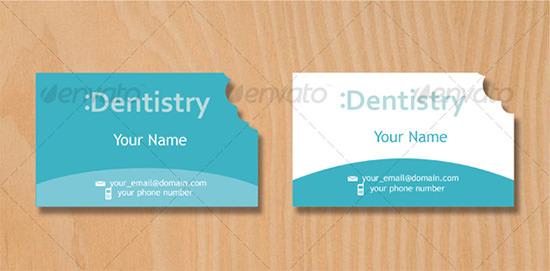 Dentist Business Card 3