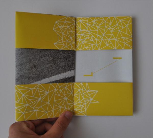 Design Folded Business Card Template