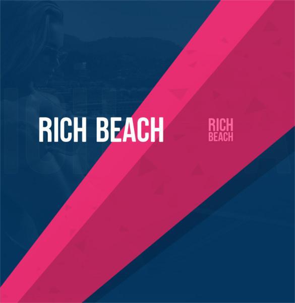 Design of Rich Beach App