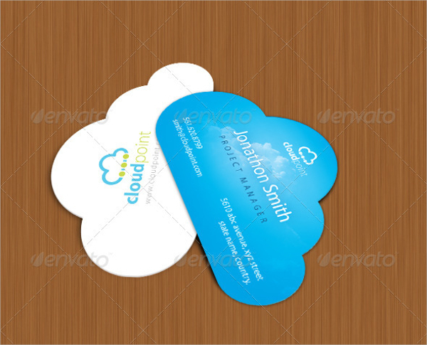22 modern business card templates free download die cut business card template accmission Images