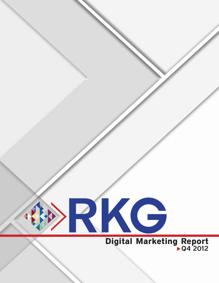 Digital Marketing Report Template0A