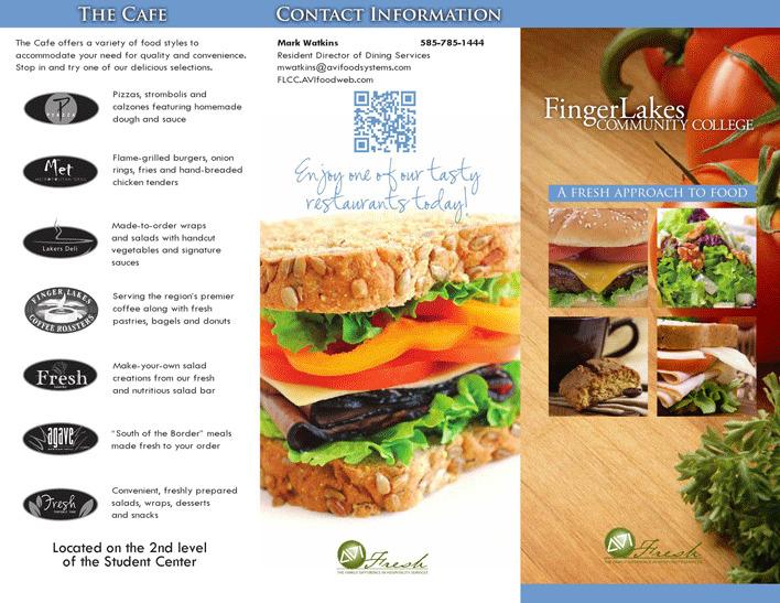 Dining Brochure