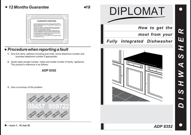 Diplomat User's Manual Sample