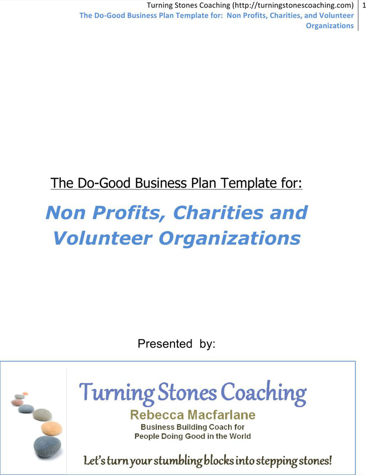 Download non profit business plan template for free tidytemplates do good business plan template for non profits template download cheaphphosting Gallery