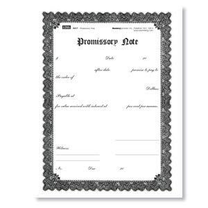 Download Promissory Note State of Florida