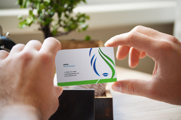 Dr Medical Business Card PSD for Download