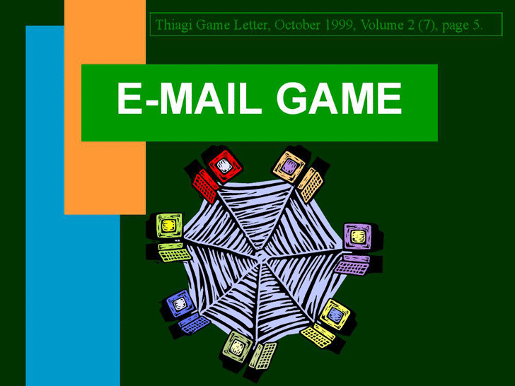 E-mail Game Sample Game