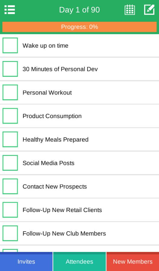 Editable 90 Day Plan Word Doc Download