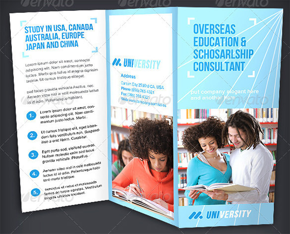 Education Tri Fold Brochure