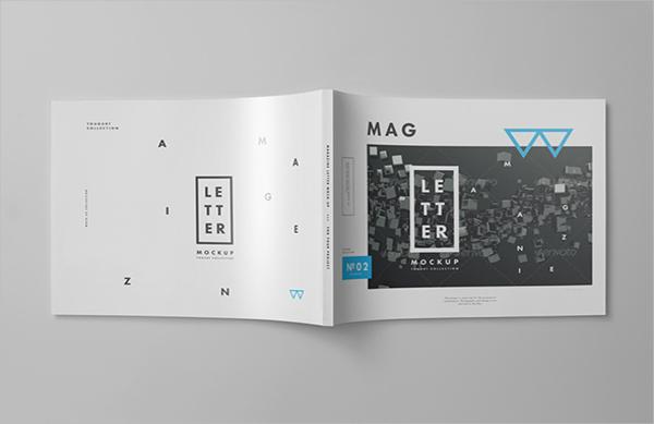 Elegant Advertising Brochure Template