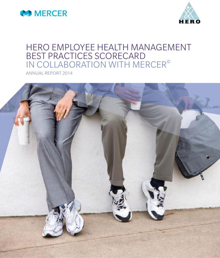 Employee Scorecard Annual Report