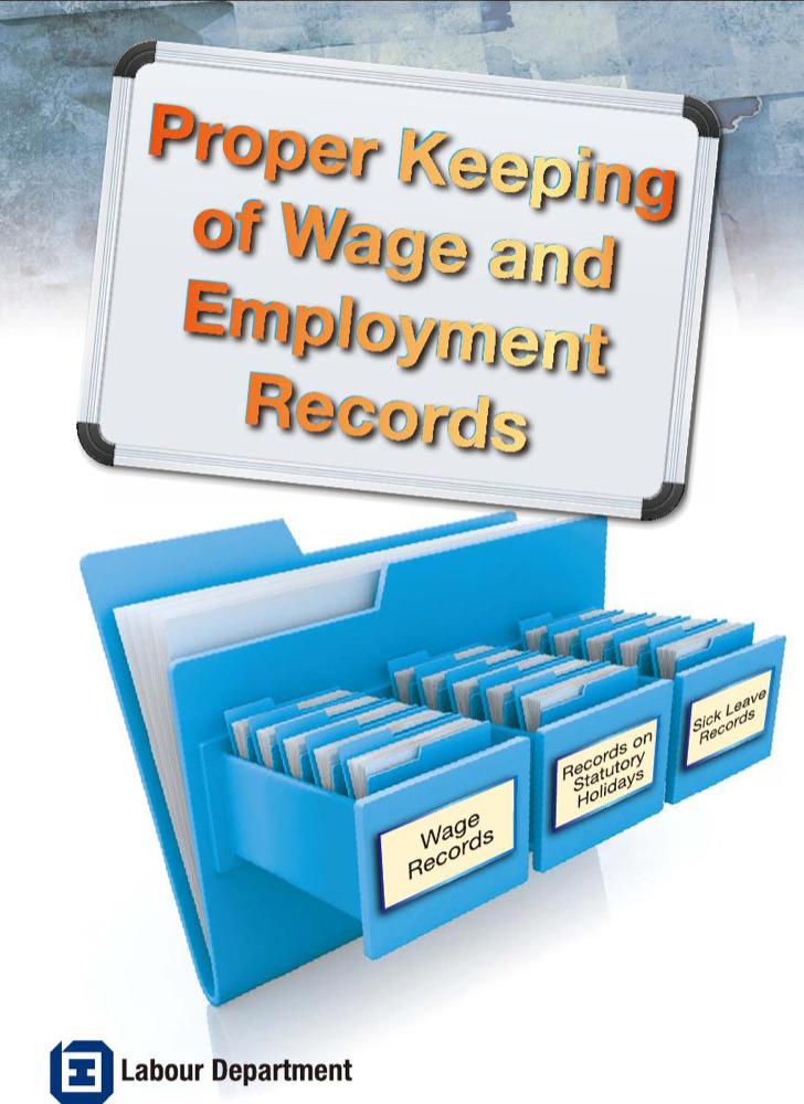 Employee Statutory Holiday Record