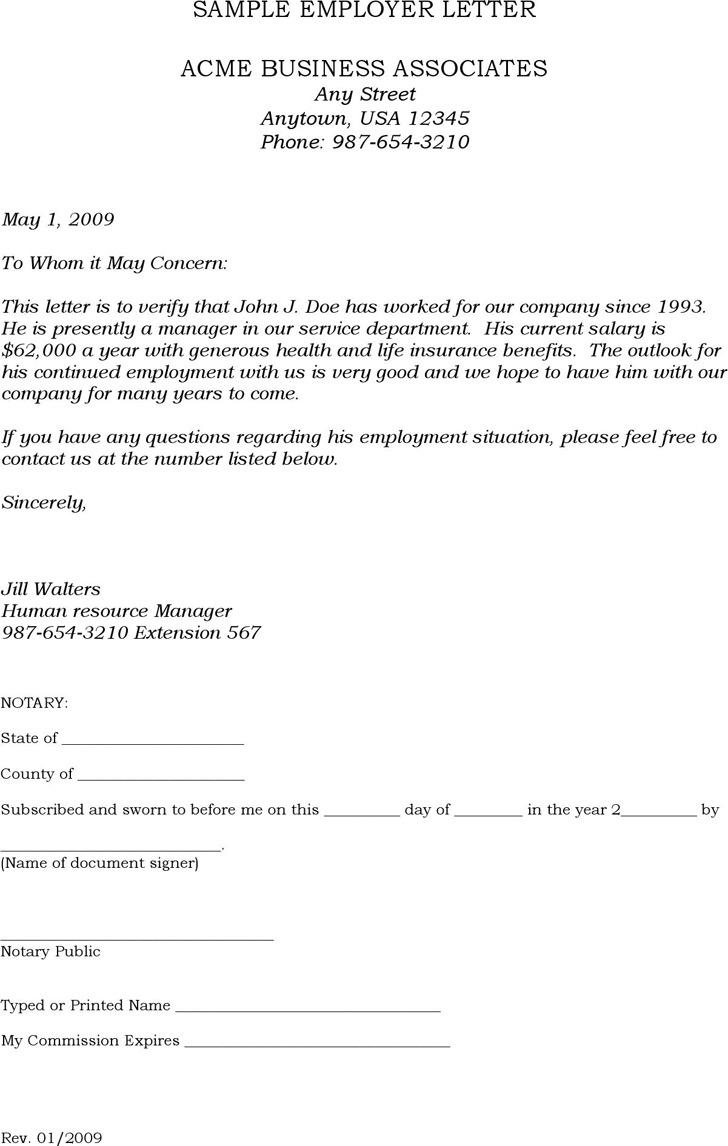3 sample employment verification letter free download 3 sample employment verification letter maxwellsz
