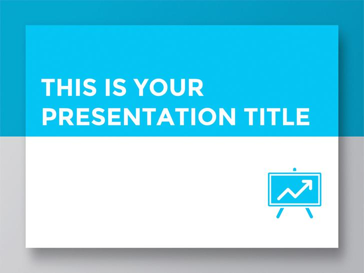 Event Google Slides Presentation PPT Format