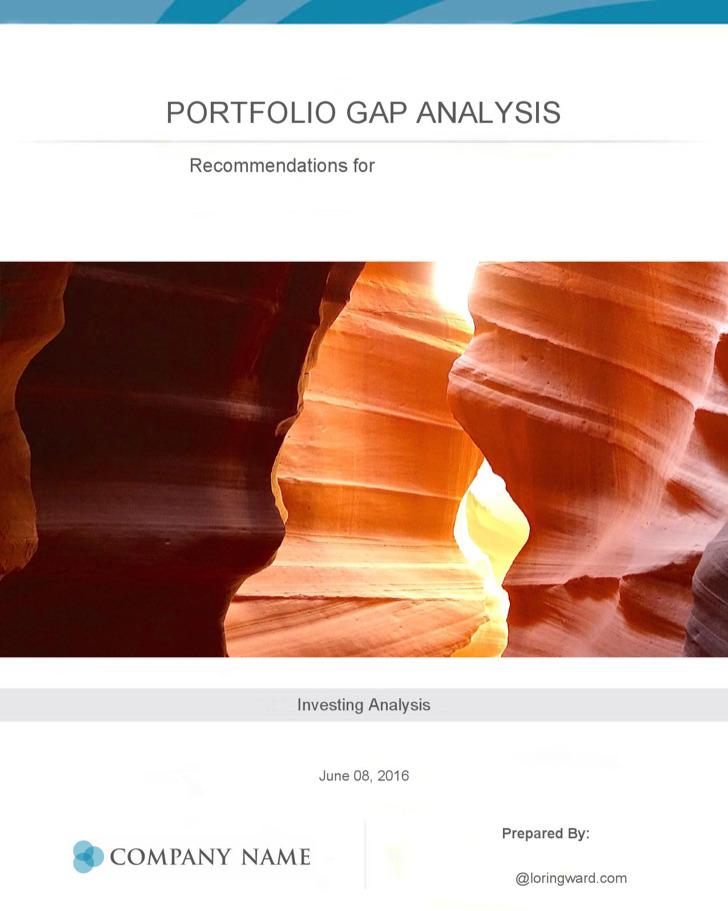 4  sample product gap analysis templates free download